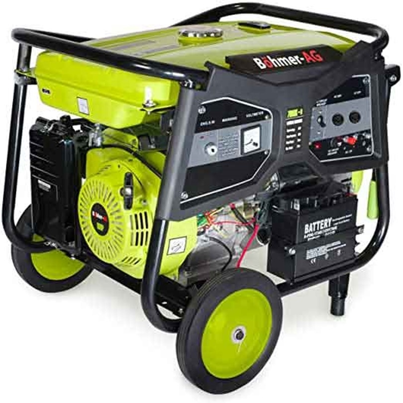 Why is the gasoline generator the best-selling on the market?