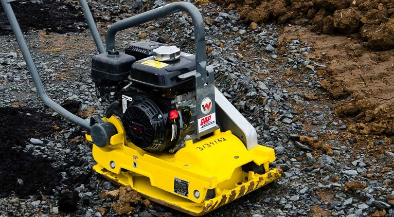 Is the electric compactor suitable for construction work?
