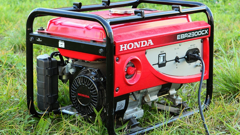 what is the most suitable generator for garden?