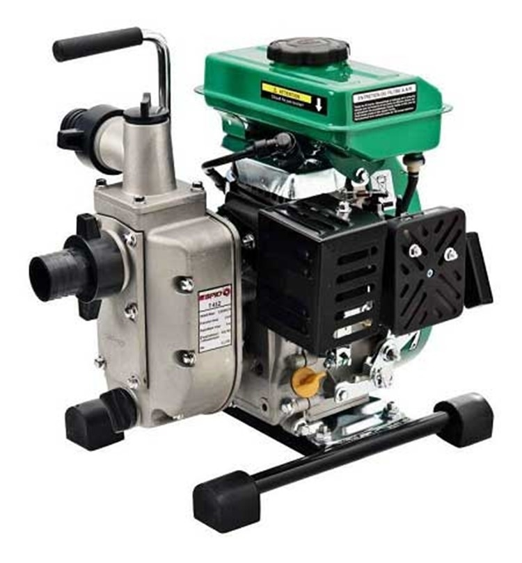 What is the difference between a 2 inch pump and a  3 inch pump motor