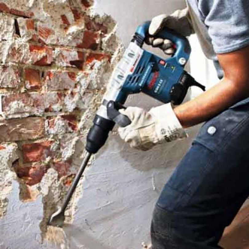 Why an electric demolition hammer is the most practical type of demolition hammer