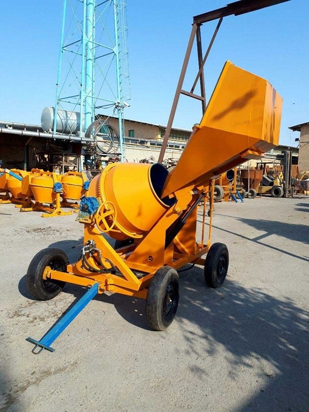 what is the best concrete mixer?