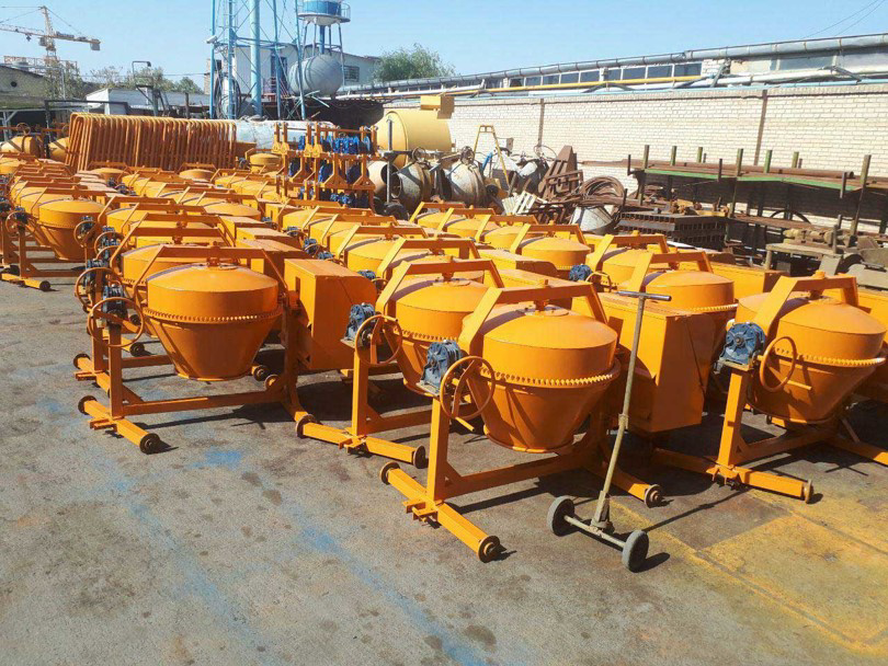 Introduction of concrete mixer manufacturer